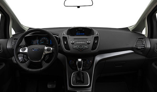 2017 Ford C-MAX HYBRID SE | Photo 3 | Charcoal Black Cloth