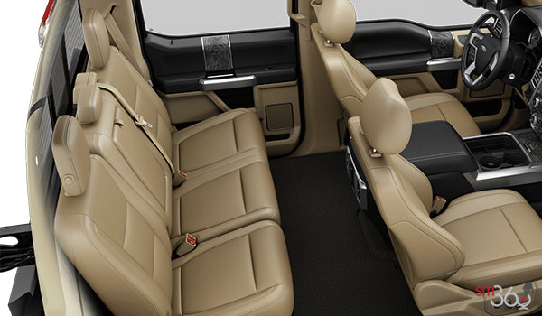 2017 Ford Chassis Cab F-350 LARIAT | Photo 2 | Camel Leather