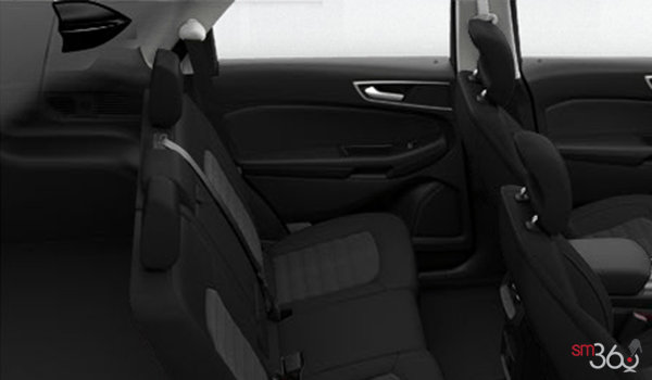 2017 Ford Edge SEL | Photo 2 | Unique Ebony Cloth