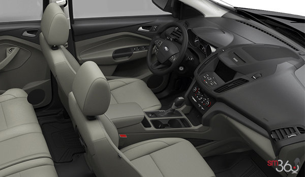 2017 Ford Escape SE | Photo 1 | Medium Light Stone Cloth