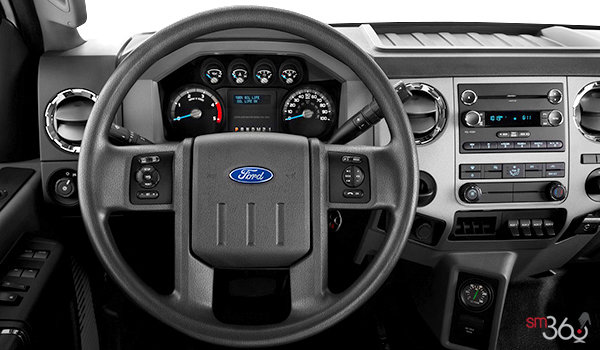 2017 Ford F-750 SD GAS | Photo 3 | Steel Grey Vinyl