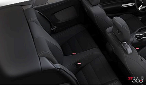 2017 Ford Mustang Convertible V6 | Photo 2 | Ebony Unique Cloth