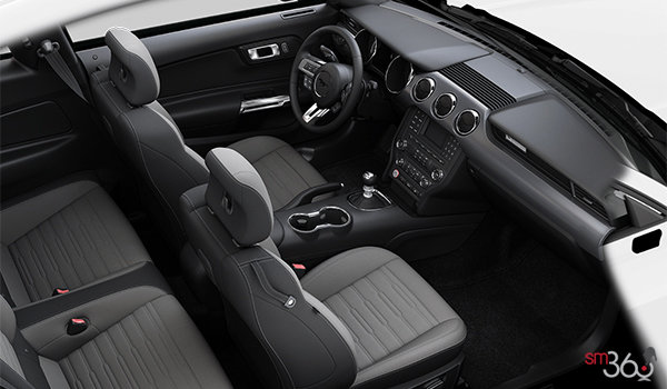 2017 Ford Mustang EcoBoost | Photo 1 | Dark Ceramic Cloth