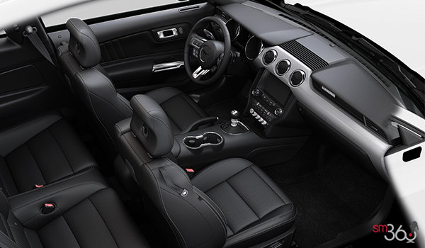 2017 Ford Mustang GT Premium | Photo 1 | Ebony Leather