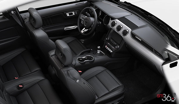2017 Ford Mustang GT Premium | Photo 1 | Ebony Premier Leather