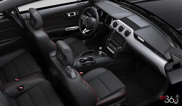 2017 Ford Mustang GT Premium | Photo 1 | Ebony Leather/Miko