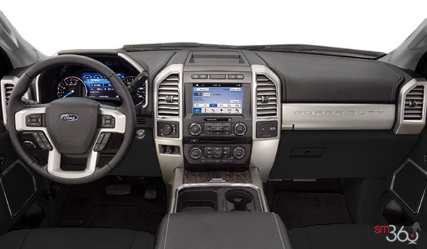 2017 Ford Super Duty F-250 LARIAT | Photo 3 | Black Leather