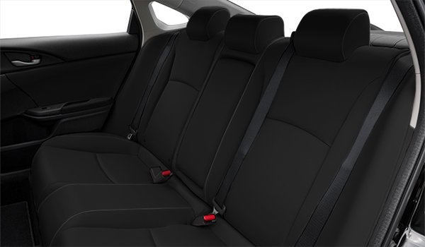 2017 Honda Civic Sedan EX | Photo 2 | Black Fabric