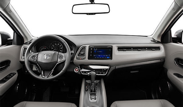 2017 Honda HR-V EX-L NAVI | Photo 3 | Grey Leather