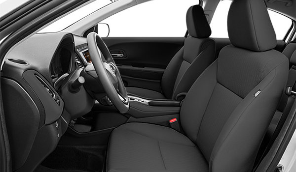 2017 Honda HR-V LX | Photo 1 | Black Fabric