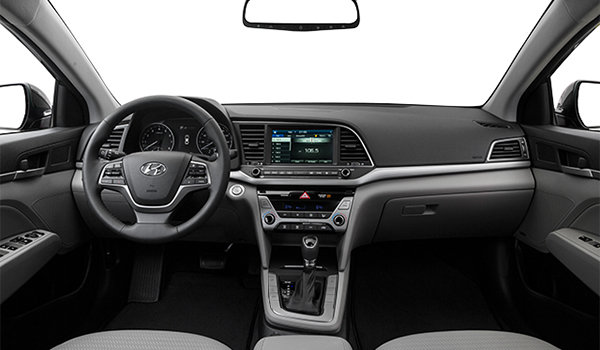 2017 Hyundai Elantra LIMITED SE | Photo 3 | Grey Leather