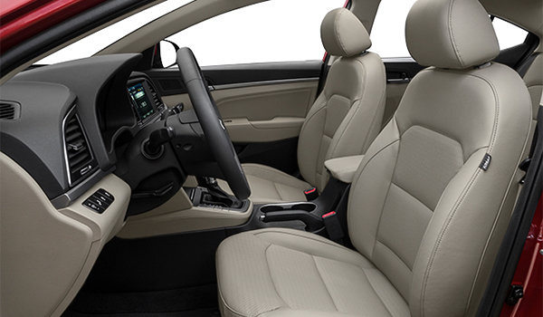 2017 Hyundai Elantra ULTIMATE | Photo 1 | Beige Leather