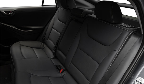 2017 Hyundai IONIQ LIMITED/TECH | Photo 2 | Black Leather/White