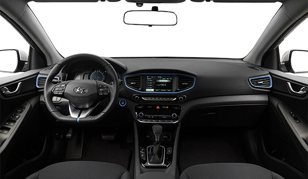 2017 Hyundai IONIQ SE | Photo 3 | Black Cloth/Blue