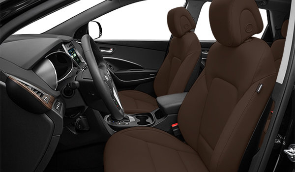 2017 Hyundai Santa Fe XL ULTIMATE | Photo 1 | Saddle Leather