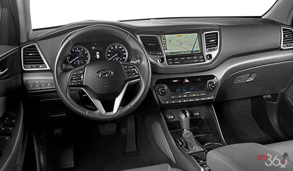 2017 Hyundai Tucson 1.6T ULTIMATE AWD | Photo 3 | Grey Leather