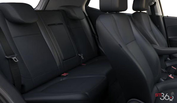 2018 Buick Encore PREFERRED | Photo 2 | Ebony Cloth & Leatherette
