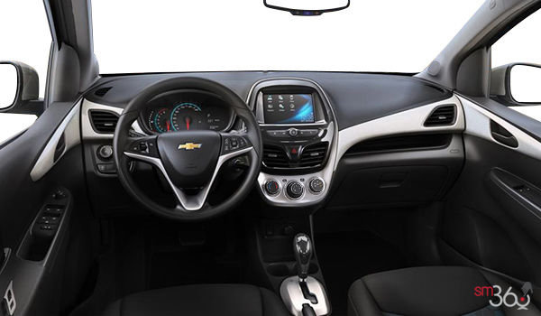 2018 Chevrolet Spark 1LT | Photo 3 | Jet Black/Beige Cloth
