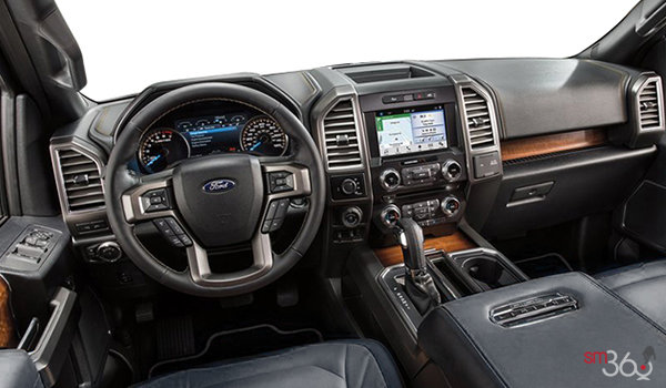 2018 Ford F-150 LIMITED | Photo 3 | Navy Pier Leather