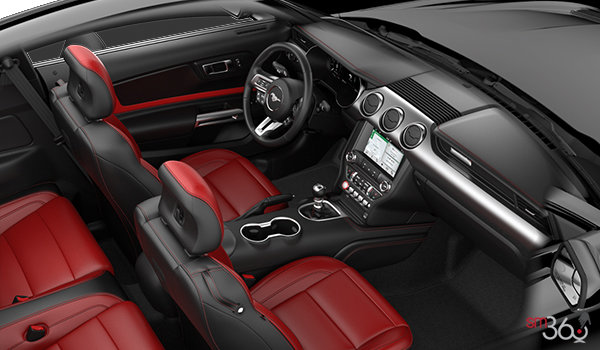 2018 Ford Mustang GT Premium Fastback | Photo 1 | Showstopper Red Premier Leather