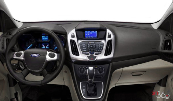2018 Ford Transit Connect XLT WAGON | Photo 3 | Medium Stone Leather