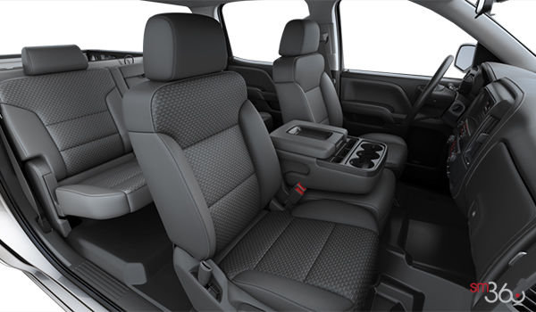 2018 GMC Sierra 1500 BASE | Photo 1 | Dark Ash/Jet Black Cloth