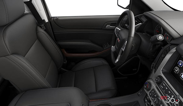 2018 GMC Yukon XL SLT | Photo 1 | Jet Black Front Bucket seats Perforated Leather (H2X-AN3)