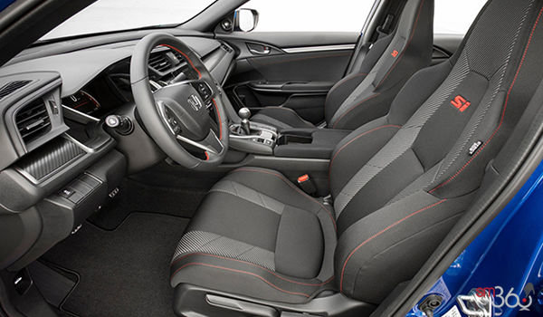 2018 Honda Civic Sedan SI | Photo 1 | Black Fabric