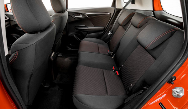 2018 Honda Fit SPORT SENSING | Photo 2 | Sport Black Fabric