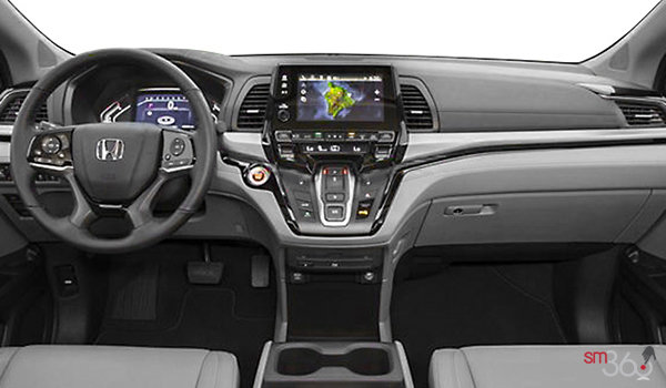 2018 Honda Odyssey EX-L NAVI | Photo 3 | Grey Leather