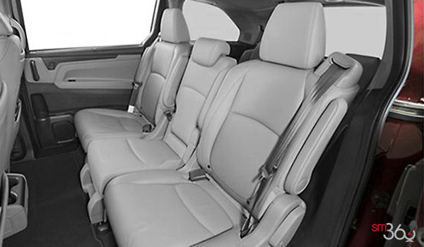 2018 Honda Odyssey EX-L RES | Photo 2 | Grey Leather