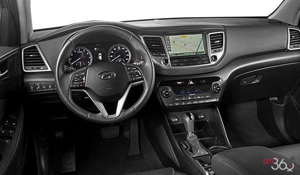 2018 Hyundai Tucson 1.6T ULTIMATE AWD | Photo 3 | Black Leather