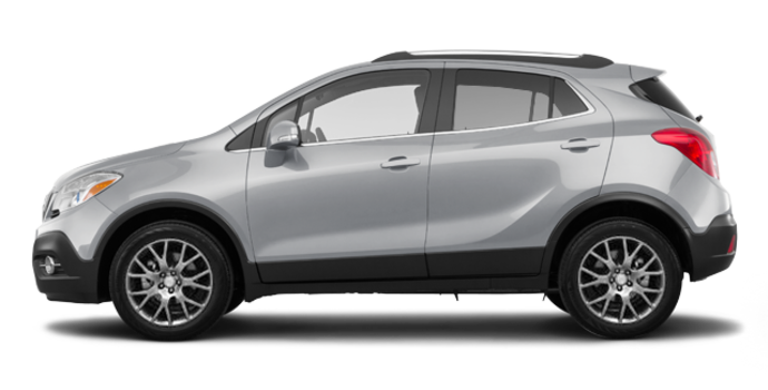 2016 Buick Encore SPORT TOURING | Photo 4 | Quicksilver Metallic