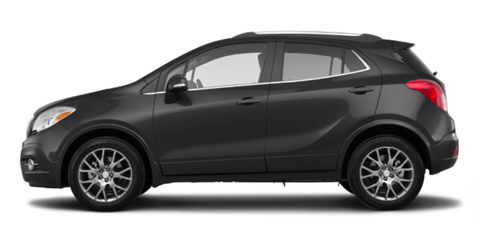 2016 Buick Encore SPORT TOURING | Photo 4 | Graphite Grey Metallic