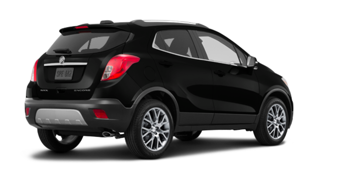 2016 Buick Encore SPORT TOURING | Photo 5 | Carbon Black Metallic