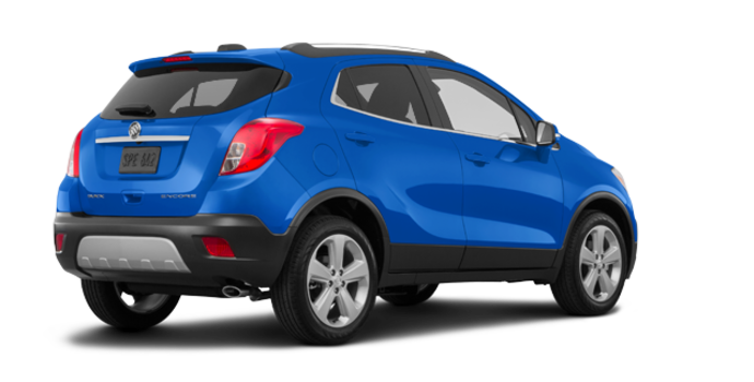 2016 Buick Encore SPORT TOURING | Photo 5 | Coastal Blue Metallic