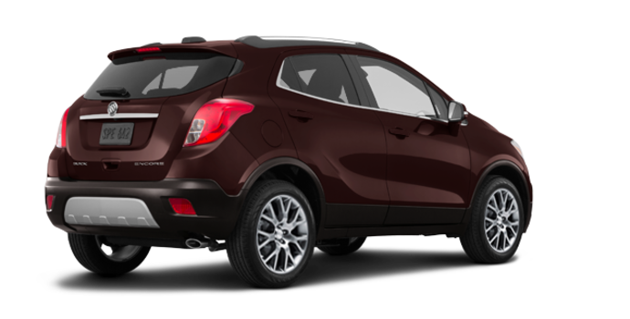 2016 Buick Encore SPORT TOURING | Photo 5 | Rosewood Metallic