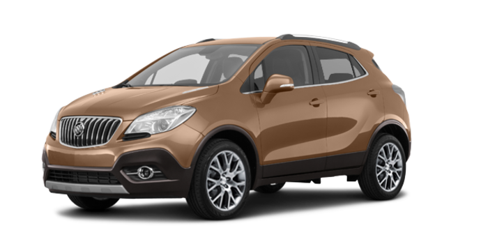 2016 Buick Encore SPORT TOURING | Photo 6 | River Rock Metallic