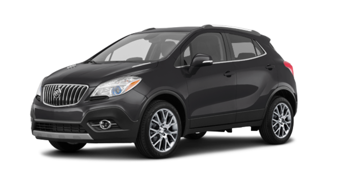 2016 Buick Encore SPORT TOURING | Photo 6 | Graphite Grey Metallic
