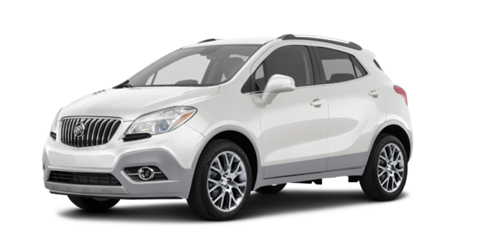 2016 Buick Encore SPORT TOURING | Photo 6 | White Pearl
