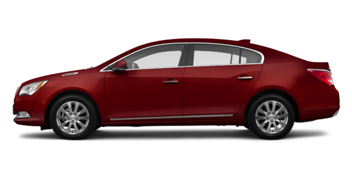 2016 Buick LaCrosse BASE | Photo 4 | Deep Garnet Metallic