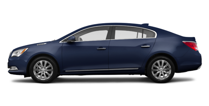 2016 Buick LaCrosse BASE | Photo 4 | Dark Sapphire Blue Metallic