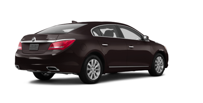 2016 Buick LaCrosse BASE | Photo 5 | Dark Chocolate Metallic