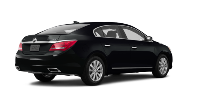 2016 Buick LaCrosse BASE | Photo 5 | Ebony Twilight Metallic