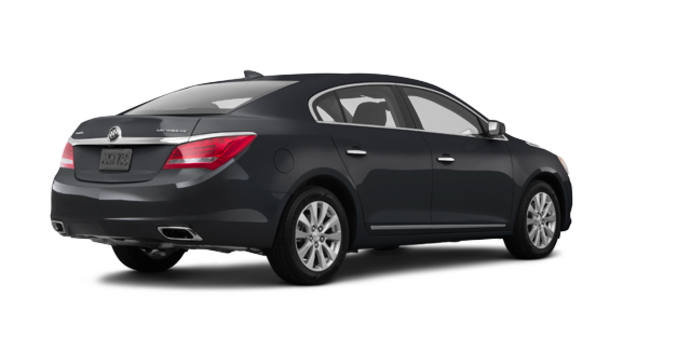 2016 Buick LaCrosse BASE | Photo 5 | Graphite Grey Metallic
