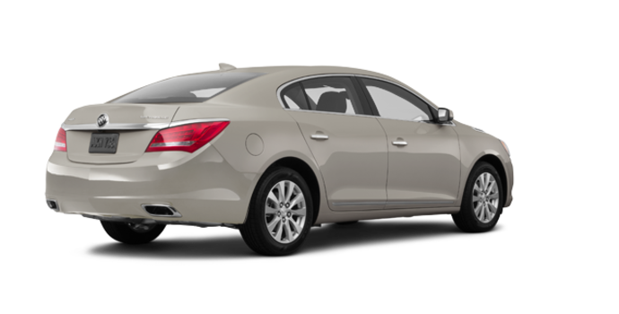 2016 Buick LaCrosse BASE | Photo 5 | Sparkling Silver Metallic