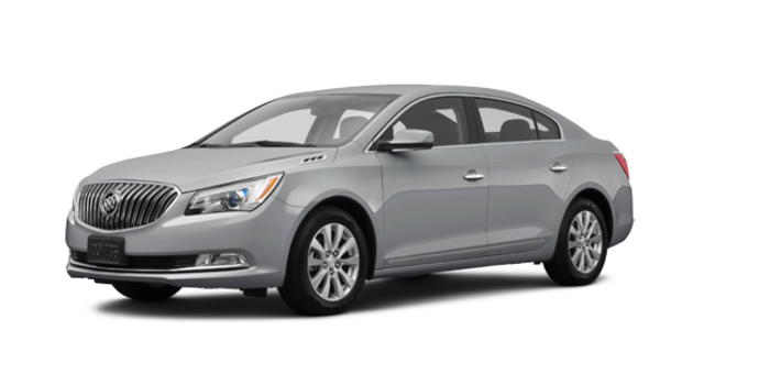 2016 Buick LaCrosse BASE | Photo 6 | Quicksilver Metallic