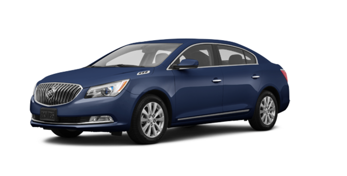 2016 Buick LaCrosse BASE | Photo 6 | Dark Sapphire Blue Metallic