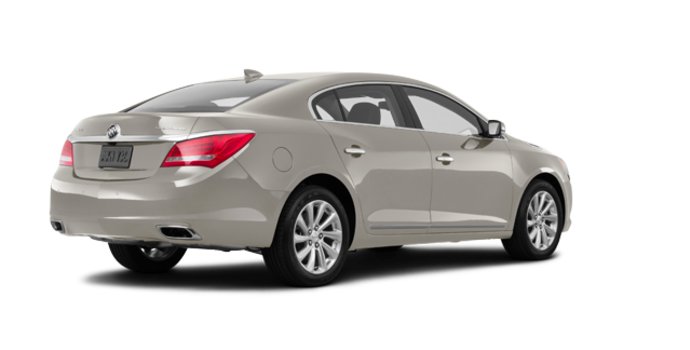 2016 Buick LaCrosse LEATHER | Photo 5 | Sparkling Silver Metallic