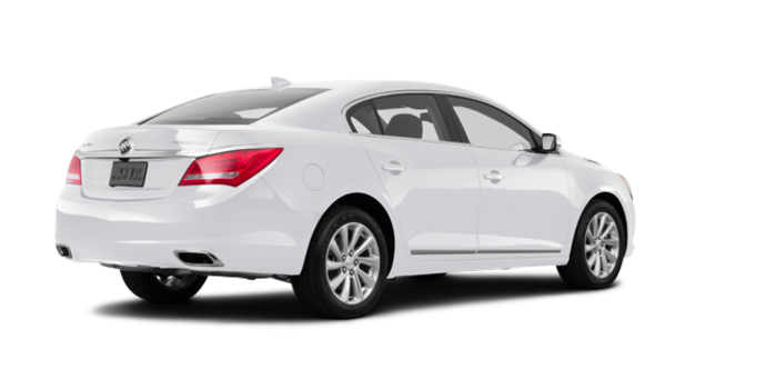 2016 Buick LaCrosse PREMIUM | Photo 5 | White Frost